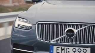 Volvo XC90: un grand SUV de luxe suédois