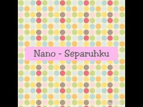 OST Cinta Suci (Nano- Separuhku) lirik