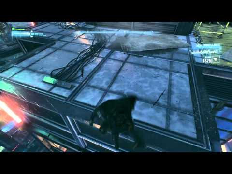 Batman: Arkham Knight - Lex Corp Building Location