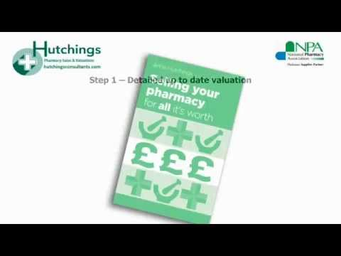 Hutchings Pharmacy Sales & Valuations - 9 key steps to a successful pharmacy sale