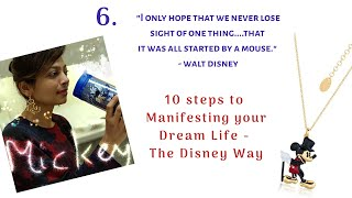 """I only hope we never lose sight of one thing, that it was all started by a mouse.""  (Step 6 of 10)"