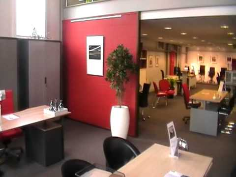 showroom de jong kantoormeubilair dokkum youtube