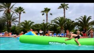 II fiesta acuática Camping El Vendrell Platja