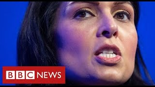 Report on Priti Patel bullying claims says Home Secretary broke rules - BBC News
