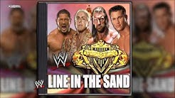 "WWE: ""Line In The Sand"" (Evolution) Theme Song + AE (Arena Effect)"