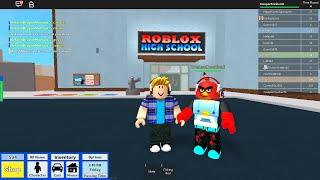 HIGH SCHOOL IN ROBLOX?!   Roblox w/Tristan Creative