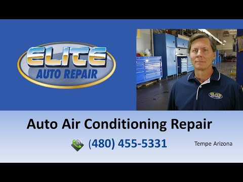 Auto Air Conditioning Repair | 480-893-6884 | Auto Repair Tempe