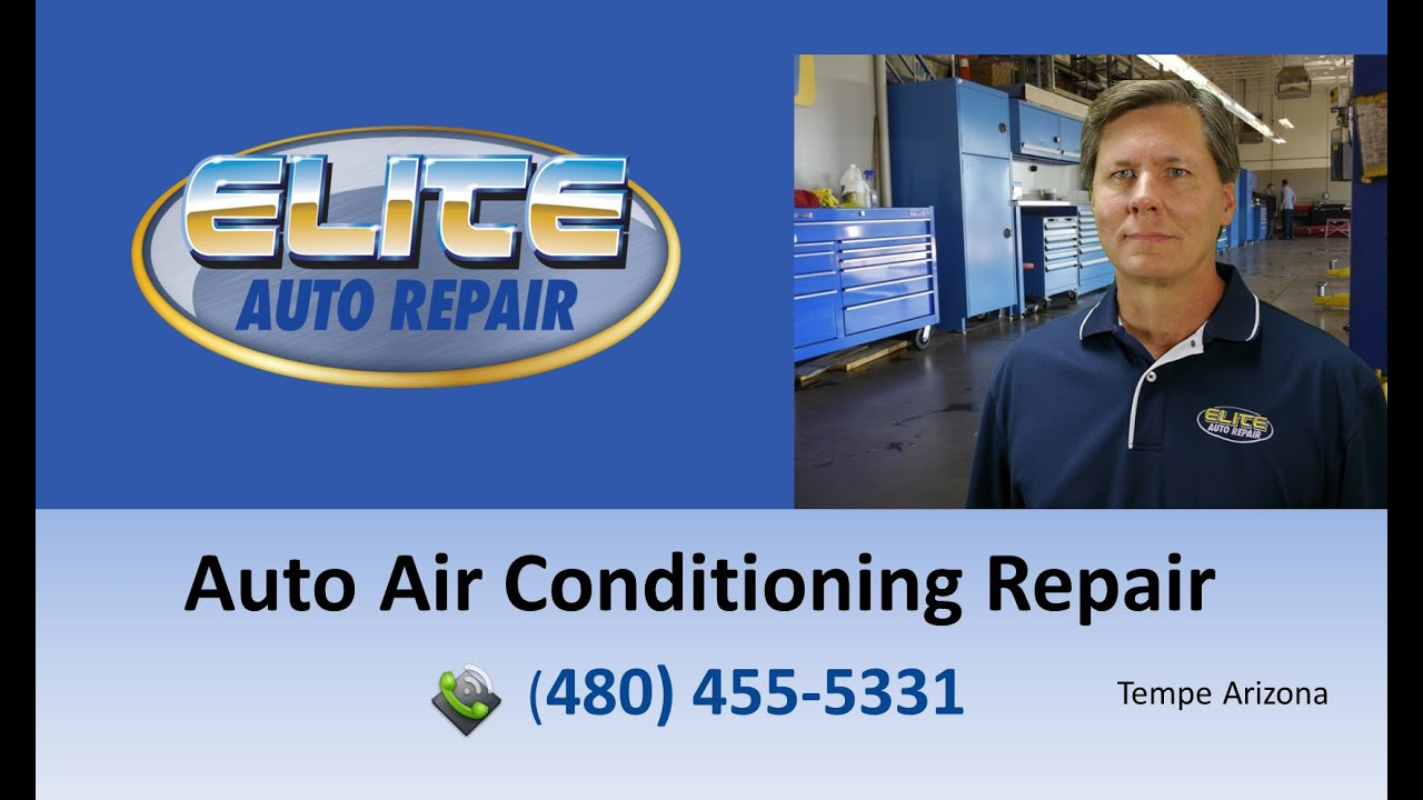 My Car's A/C Is Not Cold  What Could be Wrong? | Elite Auto
