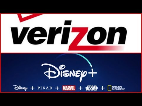 Disney + For Free With Verizon!