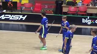 26 .8. 2018 Slovak Floorball Cup 2018 - nedeľa finále 12:00 - 18:00 záznam
