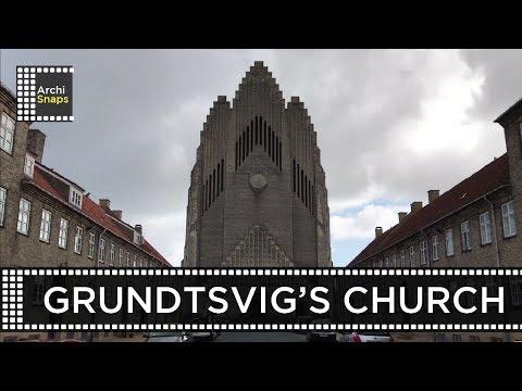 Architecture Snapshots: Grundtsvig's Church - Copenhagen, Denmark
