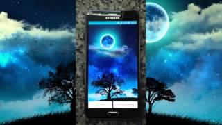 Moonlight Live Wallpaper Preview screenshot 2