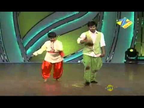 Dance Ke Superstars April 23 '11 - Ruturaj & Siddhesh