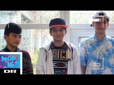 Videohilsen | Bølle | MGP 2016