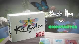 Koi Garden Kickstarter Video