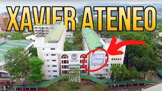 Xavier University - Ateneo de Cagayan Aerial Tour 4K
