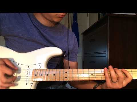 Disco Yes - Tom Misch Guitar And Bassline [Cover]