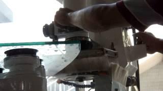 Криволинейные станки для обработки фигурной кромки и фацета стекла и зеркала