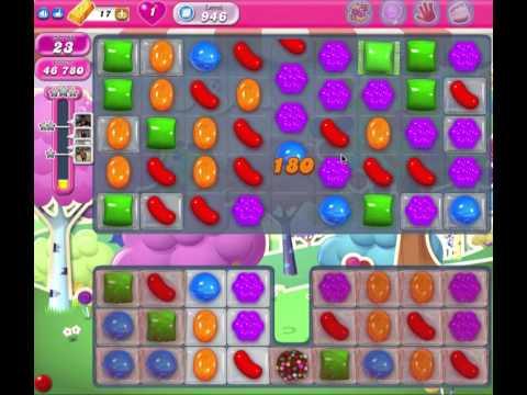 Candy Crush Saga level 946 NO BOOSTERS