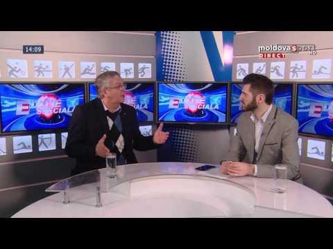 PETRU CADUC LA MOLDOVA SPORT // EDIȚIE SPECIALĂ CU MIHAI BURCIU (21.03.2016)