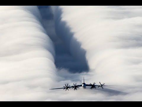 Tupolev Tu-142 in