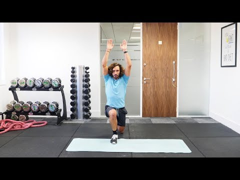 Back To Basics HIIT Workout | 15 Minute Full Body | The Body Coach TV
