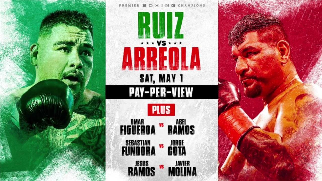 Andy Ruiz Jr. vs. Chris Arreola: Fight prediction, odds, card, expert ...