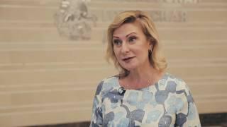 Смотреть видео Закон о миграции сделал город безопаснее. Москва.Дума | Инна Святенко онлайн