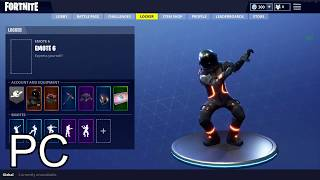 Fortnite - Reanimated Emote. PC versus PS4. (Was a bug, Now fixed)
