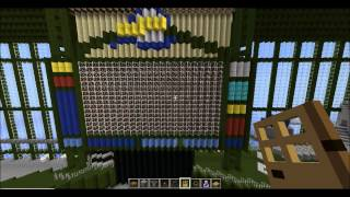 Minecraft: Map Showcase: Miller Park (Milwaukee Brewer