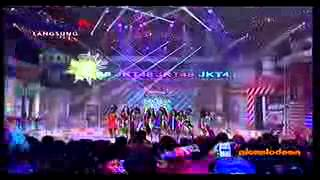 JKT48   Baby! Baby! Baby! @ Indonesia Kids Choice Awards 2013 GlobalTV 2013 06 14