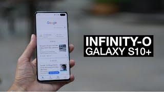 Chia sẻ trải nghiệm sử dụng màn hình Infinity-O trên Galaxy S10+