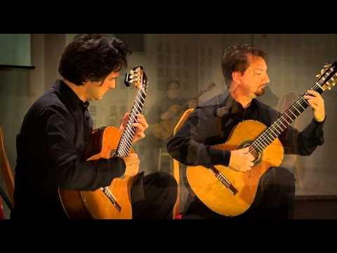 Duo Caputo Pompilio - Tango Suite by Astor Piazzolla