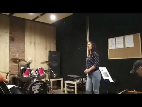 Одесную, репетиция Veranda