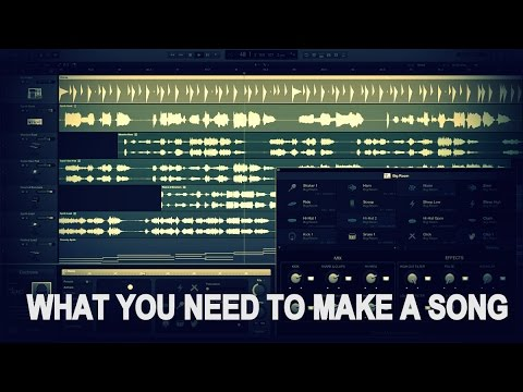 Music Production Tutorial HIndi | essential Instruments For A Song