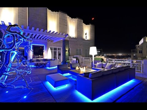 Bombillas led ideas para decorar con focos led o luces - Luces de led para casas ...