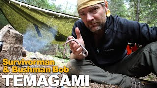 Survivorman   Season 3   Episode 4   Temagami Hunting   Les Stroud
