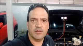 Ar Condicionado Automotivo  - Jeep Renegade