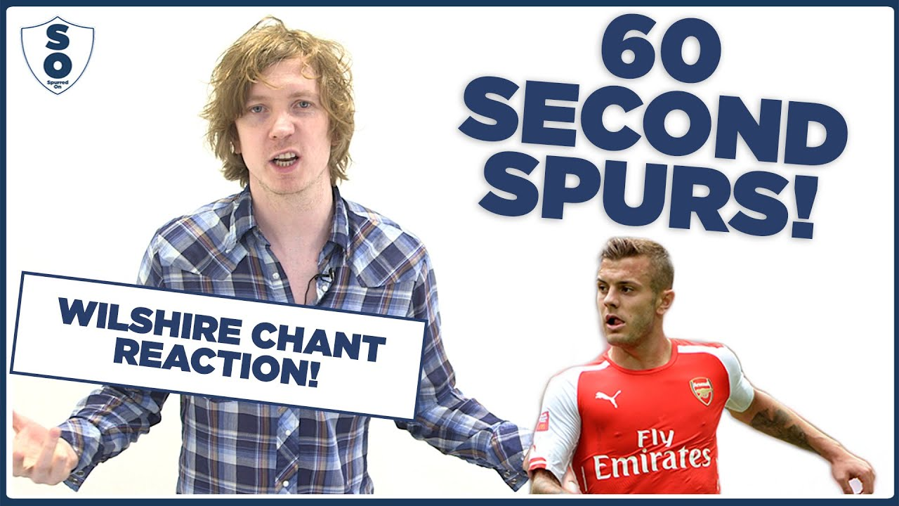 Download A TOTTENHAM RESPONSE TO JACK WILSHERE   60 SECOND SPURS   Spurred On