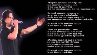 Aca Lukas - Balkan ekspres - (Audio 1995)
