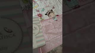 видео Дитяча постільна білизна