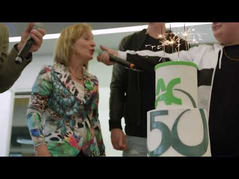 Algonquin College DARE District Grand Opening