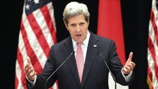 John Kerry Woos Little Kim - WSJ Opinion