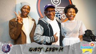 Legend, Lebo M speaks on going into exile and coming from the Steve Biko era on #LegendaryBreakfast