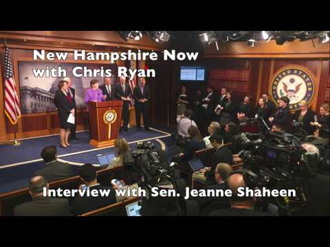 Sen. Jeanne Shaheen on Proposed Sanctions against Russia