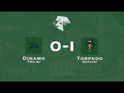 """Dinamo"" Tbilisi - ""Torpedo"" Kutaisi 0-1"