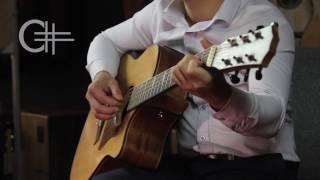 Gõ cửa trái tim - (Album Solo Guitar Hình bóng quê nhà ) - Văn Anh