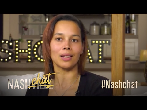 NASHVILLE on CMT | NashChat feat. Rhiannon Giddens | Episode 7