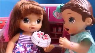 MELHORES VÍDEOS DA BABY ALIVE AMANDINHA E LILO