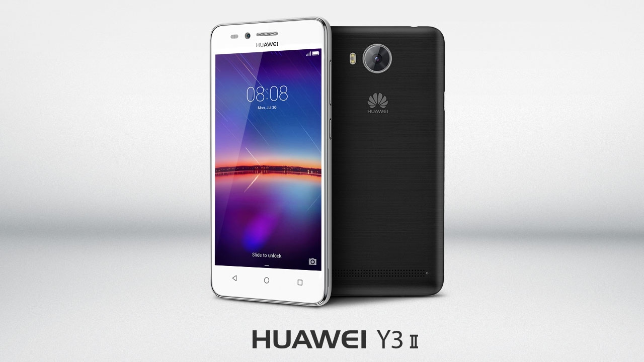 Huawei Y3 II (Huawei LUA-L21): specifications and description